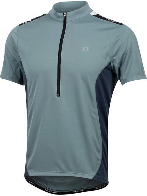 PEARL iZUMi Select Quest Short Sleeve Jersey Men arctic/midnight navy